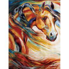 """""""Wind"""" by Marcia Baldwin"""