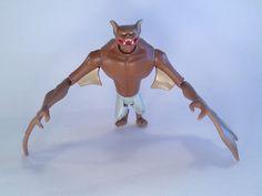 Batman The Animated Series Man-Bat Action figure Kenner 1992 #Kenner
