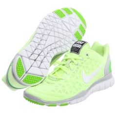 Nike - Free TR Fit 2 (Liquid Lime/Pure Platinum/Electric Green/White) - Footwear | www.grabevery.com