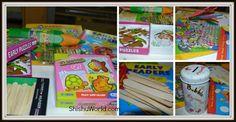 A busy-bag for a pre-schooler - ShishuWorld - Indian Website for Parents, Mom Blog, Parenting tips, Pregnancy care