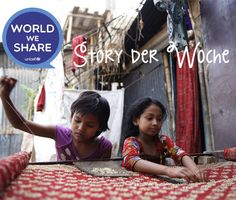 STORY DER WOCHE: Shilpi www.believeinzero.at/world-we-share/story-der-woche-shilpi/