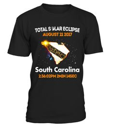 """# South Carolina Total Solar Eclipse August 21 2017 Shirt .  Special Offer, not available in shops      Comes in a variety of styles and colours      Buy yours now before it is too late!      Secured payment via Visa / Mastercard / Amex / PayPal      How to place an order            Choose the model from the drop-down menu      Click on """"Buy it now""""      Choose the size and the quantity      Add your delivery address and bank details      And that's it!      Tags: South Carolina Map in…"""
