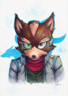 it's okay, I guess? Not the best for sure Fox McCloud- StarFox Nagano, Character Concept, Character Design, Fox Mccloud, Barrel Roll, Fox Games, Fox Pictures, Star Fox, Cute Stars