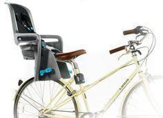 Thule RideAlong child bike seat review