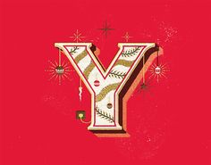 Post Office Christmas Campaign on Typography Served