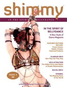 Belly Dance Magazine.