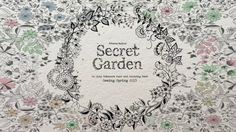 Watch the video to see how you can bring illustrations from Johanna Basford's Secret Garden to life through colouring!