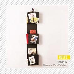 MOLE DESIGN | TOWER BIBLIOTECA www.somosmole.com