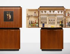 Tini Time Cocktail Cabinet - LINLEY