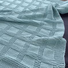 Ravelry: Jamknitter's Basket Rib Blanket - Knitting and Crochet Baby Knitting Patterns, Baby Patterns, Afghan Patterns, Clothes Patterns, Crochet Pattern, Stitch Patterns, Ravelry, Clothes Basket, Minky Baby Blanket