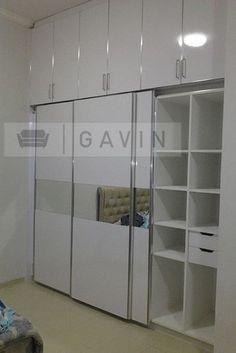 Gallery furniture hasil karya Gavin Furniture | Kitchen set minimalis - Lemari pakaian custom - HPL duco dan Laker terbaik