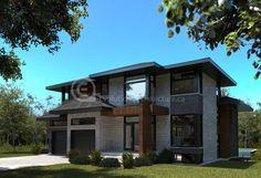 Evolution Architecture,maison contemporaine,création exclusive E-865