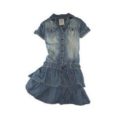 Fresh Made - Cowgirl-Kleid for Women - Jetzt bei FASHION5 - Dein Online Store für Young Fashion - www.FASHION5.de