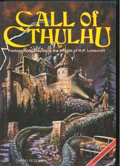 "Chaosium reportedly fires staff, pushes ""reset button"", hires Sandy Petersen 