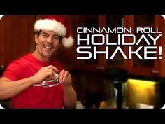 #TonyHorton shows how to make #Shakeology taste like a Cinnamon Roll. YUM! #recipe