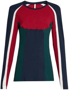 NO KA'OI Nuha performance t-shirt, Matches Fashion Matches Fashion, Active Wear, Sportswear, Women Wear, Stylish, Tees, Blouse, Long Sleeve, T Shirt