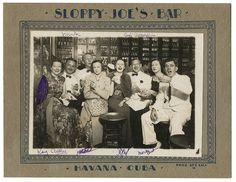 Sloppy Joe's Bar, Havana, Cuba | Flickr - Photo Sharing!