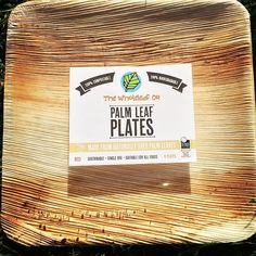 #summertime#picnic#palmleafplate#thewholeleafco#streetfood#packaging#natural#eco#naturallifestyle#palm#cool#foodie#weddingideas#getit#madefromwaste