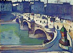 Marquet, Albert (1875-1947) http://www.flickr.com/photos/32357038@N08/3275163617/