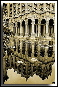 Palace Reflections - Sun City, North-West, South Africa
