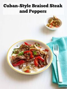 Get the deliciously tender meat you can only get from a long braise with minimal effort by using a slow cooker. Get the recipe.