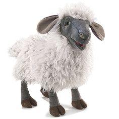 Folkmanis Bleating Sheep Hand Puppet Plush Folkmanis http://www.amazon.com/dp/B00ZCZSHXK/ref=cm_sw_r_pi_dp_wpYXwb1BMJ669
