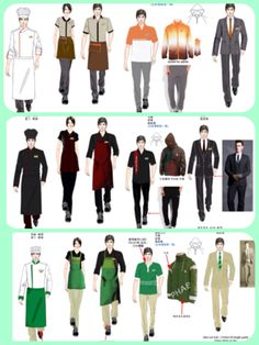 One of my Dreaming occupation is becoming a Fashion designer n stylist, I'm so happy I can get a touch of it in my recent project. These r my uniform set design, maybe is simple to some ppl, but at least I gained experience