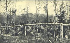 Woodland Cemetary in the Argonne Forest | by Miami U. Libraries - Digital Collections