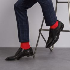 Six of iconic socks from our Simply Sartorial collection. The Simply Colour designer sock collection,is a luxury sock gift set for the stylish gent. Mens Designer Socks, Sock Company, Colorful Socks, Dress Socks, Men Online, Cotton Socks, Midnight Blue, Pairs, Mens Fashion