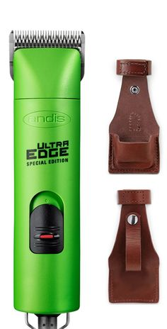 """http://amzn.to/1RMxhui   #1 Best Seller! Pet, Dog & Horse clipper - The Andis AGC Super 2-Speed Professional Animal Clipper is the Ultimate Grooming Machine in the Pet Grooming Market - Proudly """"MADE IN USA"""".. Includes a 100% Genuine Leather Guard!!!  http://amzn.to/1RMxhui"""