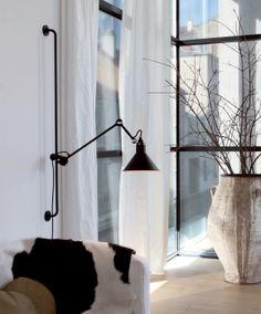 Lampe Gras 214 designed by Bernard Albin Gras   twentytwentyone