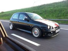 Rolling corsa b