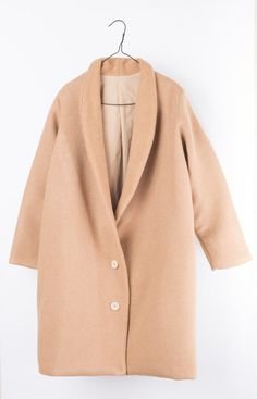 Oversized Coat | TAKE CARE