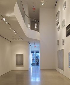 Sperone Westwater Gallery on the Bowery by Norman Foster.