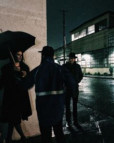 Despite the rain it was a fun night being on set with @jacobhinmon @jeremypair @greyfort @ricardonagaoka and many more shooting #bts photos for #tuesdaysontillamook Excited to see the results! #filmnoir #vsco #vscocam #vscogrid #vscogood #iphonography #mobiography #downpour #mobilephotography #mobilography #rain #pnw #portland #upperleftusa #collab by yojoyotoyo