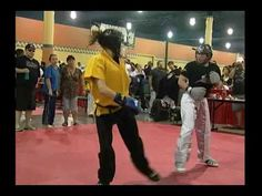 Highlights from the 2008 US Open World Martial Arts Championships in Orl...