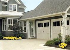 house with 3 car garage with enclosed breezeway - Bing images