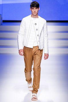 2 - Salvatore Ferragamo - Spring 2014 - Menswear