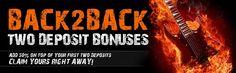 The BACK2BACK -