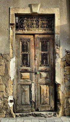Door Knockers, Door Knobs, Door Handles, Old Wooden Doors, Rustic Doors, Barn Doors, Cool Doors, Unique Doors, Entrance Doors