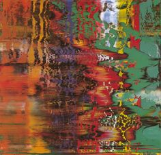 Abstract Painting [746-2] » Art » Gerhard Richter