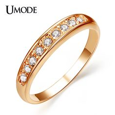 Like and Share if you want this  UMODE  Rose Gold / Rhodium plated Top Quality Rhinestones Wedding Band Rings For Women Fashion Jewelry Wholesale AJR0001     Tag a friend who would love this!     FREE Shipping Worldwide     Buy one here---> http://jewelry-steals.com/products/umode-rose-gold-rhodium-plated-top-quality-rhinestones-wedding-band-rings-for-women-fashion-jewelry-wholesale-ajr0001/    #new_earrings