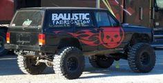 XJ Jeepspeed PreRunner Fiberglass | 1984 – 2001 Jeep Cherokee XJ