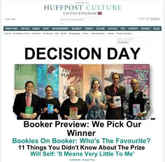 DECISION DAY: Huffington Post UK Splash