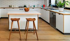 Barkers Road Kitchen 1 Quality Kitchens, New Kitchen, Kitchen Ideas, Kitchenette, Kitchen Design, New Homes, Interior, Table, House