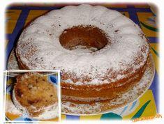 Expresná šťavnatá bábovka s jablkami Doughnut, Sweets, Cookies, Baking, Cake, Ring Cake, Crack Crackers, Good Stocking Stuffers, Candy
