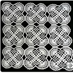 This Pin was discovered by bil Crochet Round, Filet Crochet, Crochet Motif, Crochet Doilies, Easy Crochet, Crochet Lace, Crochet Bedspread, Crochet Cushions, Crochet Tablecloth
