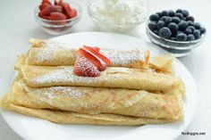 perfect crepes every time   recipe on NoBiggie.net