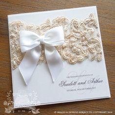 "Wedding Invitation - Design Specs refer to ""Scarlett.R1"""