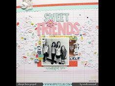 Sweet Friends | Nicole Nowosad – HIP KIT CLUB BLOG